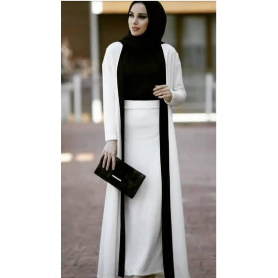 White Black Hijab Team