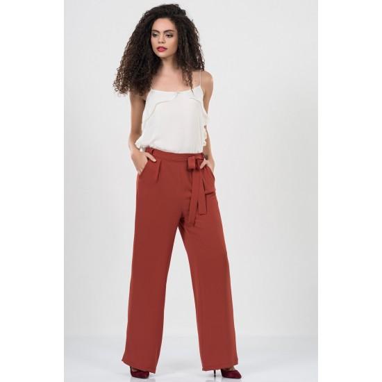 Tile color pants